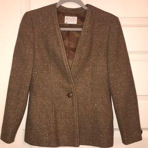 PENDLETON vintage women's wool blazer
